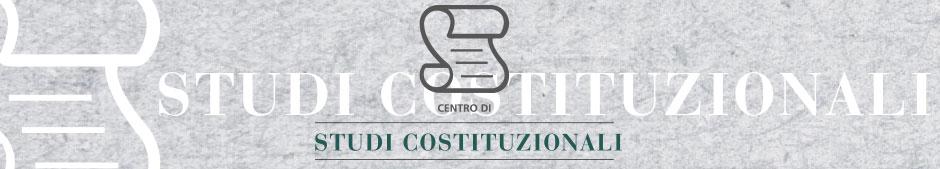 Centro studicostituzionali